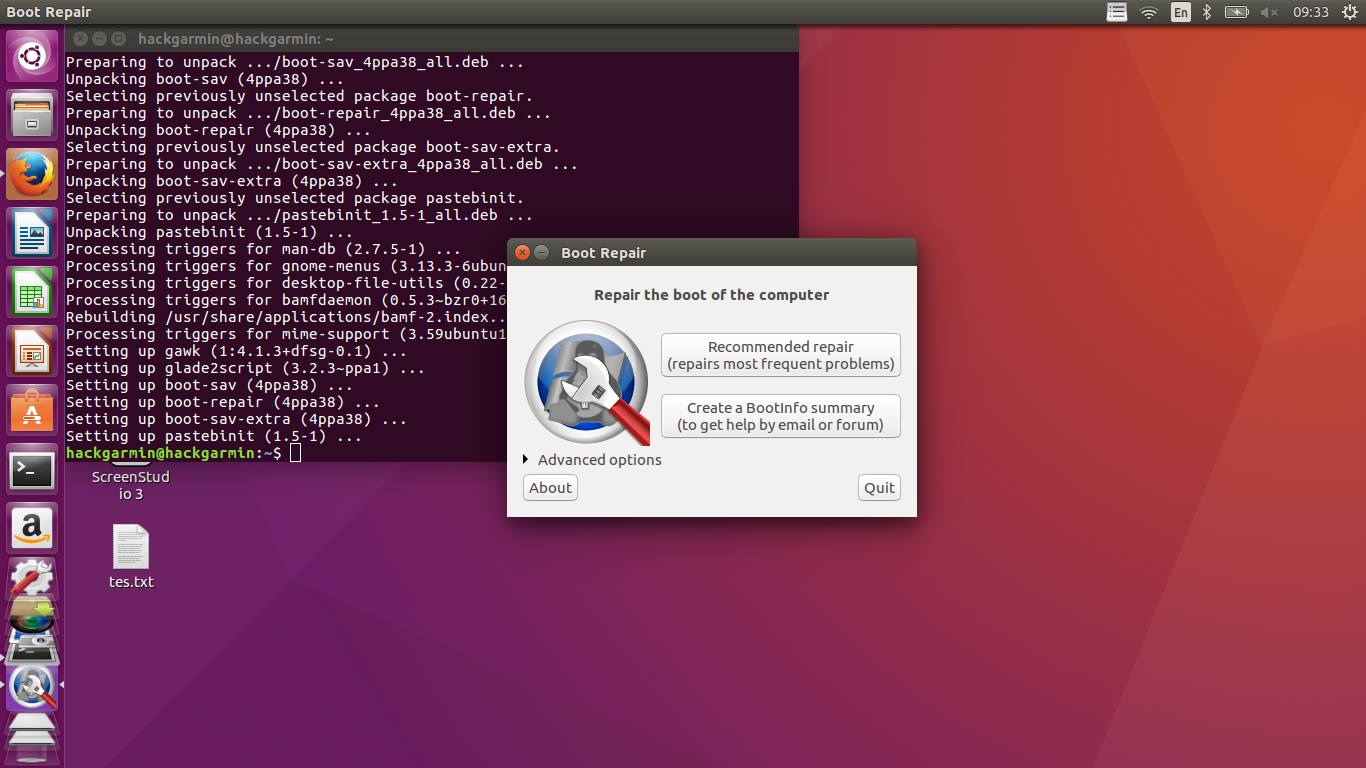 How to fix dual booting Ubuntu and Windows if something goes wrong