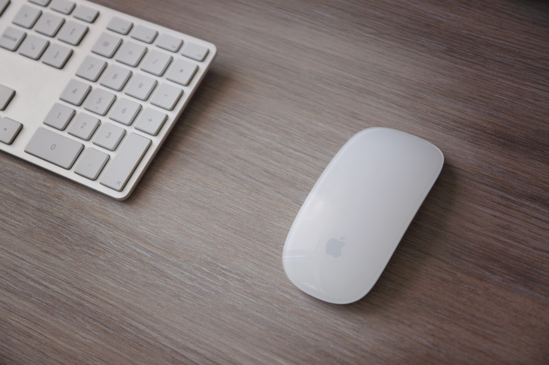 Forward and back mouse buttons in macOS