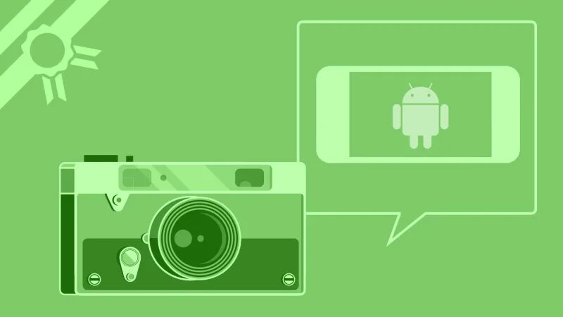 Did you know that you can shoot photos without tapping on your screen on your Android smartphone?