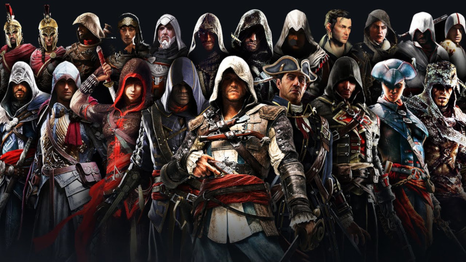 What I Want From The Next Assassin S Creed Game Random Blog